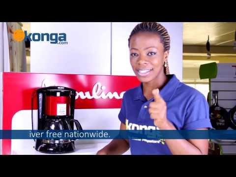 Moulinex Coffee Maker review by Konga.com