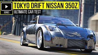 Nonton Gta 5   Ultimate Car Test   Tokyo Drift Nissan 350z Film Subtitle Indonesia Streaming Movie Download