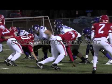 2013 QMFL Lasalle Warriors Vs Laval Bulldogs Teaser
