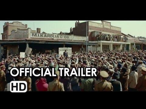 Mandela: Long Walk To Freedom Official UK Trailer (2013) - Idris Elba Movie HD