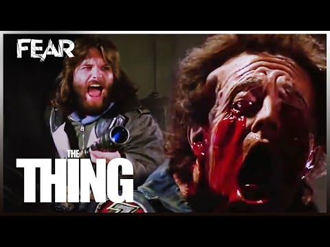 The Blood Test | The Thing (1982)