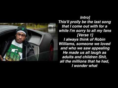 Hopsin — I don't want it lyrics