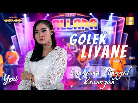 Yeni Inka ft New Pallapa - Lungamu Ninggal Kenangan   Golek Liyane (Official Live Music)