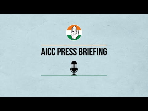 LIVE: Congress Party Media Byte by Supriya Shrinate at AICC Headquarters