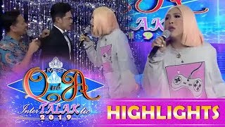 It's Showtime Miss Q and A: Vice Ganda changes the lyrics of 'Di Na Muli'