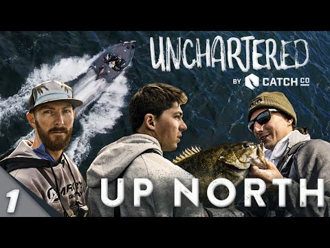 Unchartered: Up North Part 1 ft. Jon B, Alex Peric, and Westin Smith!