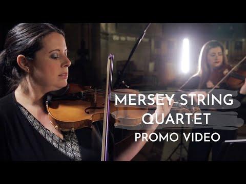Mersey String Quartet - Promo Video