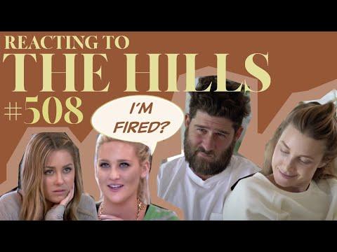 Reacting to 'THE HILLS'   S5E8   Whitney Port