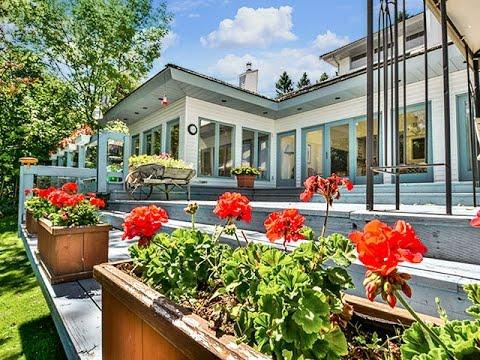 Caledon 4+1 Bedroom Home for Sale Overlooking Toronto