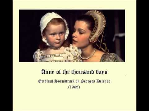 'Anne of the thousand days' (1969) - whole Soundtrack (suite)