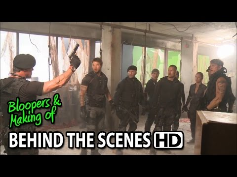 The Expendables 3 (2014) Making Of & Behind The Scenes