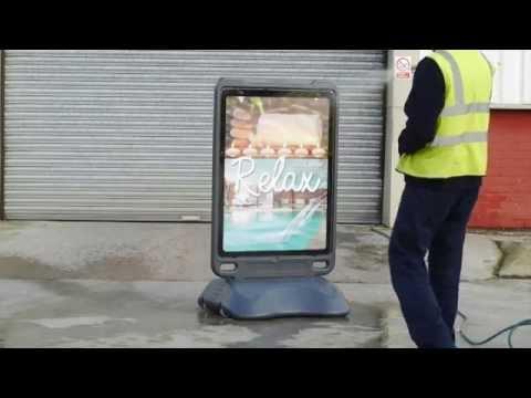 Advocate™ - Test über den Schutz gegen (Regen)Wasser
