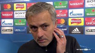 "Video ""I'm glad my players are sad!"" Mourinho speaks after Man Utd crash out of Champions League MP3, 3GP, MP4, WEBM, AVI, FLV Maret 2018"