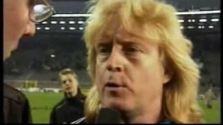 Möllers berühmte Schwalbe gegen Karlsruhe (1995)