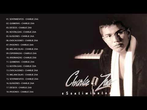 Charlie Zaa Grandes Exitos - Charlie Zaa Sentimientos Full Album 1996