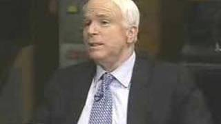 Uncommon Knowledge -- John McCain On Service