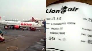 Video Penumpang Lion Air JT 610 Sempat Kirim Video ke Grup WhatsApp Keluarga Sebelum Boarding MP3, 3GP, MP4, WEBM, AVI, FLV November 2018