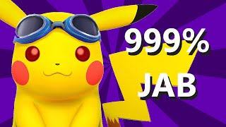 999% Pikachu Jab Mod