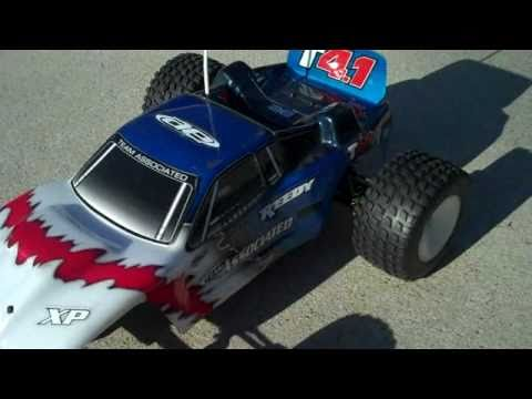 Team Associated RC10T4.1 RTR Brushless