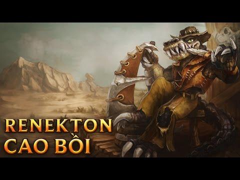 Renekton Cao Bồi - Outback Renekton