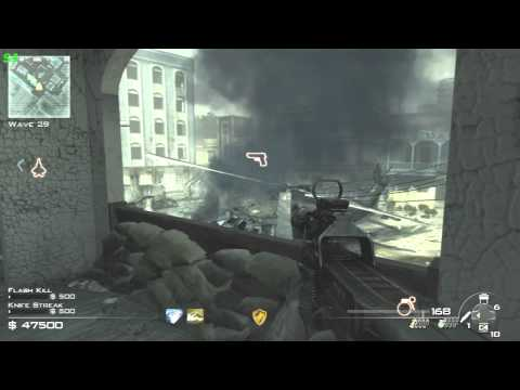 bakaara - S1ippery Jim returns to the Insane Difficulty map Bakaara and shows the current strategy he uses to get to higher rounds in this map in Modern Warfare 3 Surv...