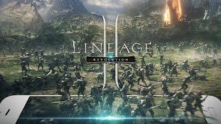 Видео к игре Lineage 2: Revolution из публикации: Lineage II: Revolution стартует в Корее в следующем месяце
