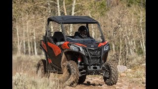 8. 2018 Can Am Maverick Trail Review