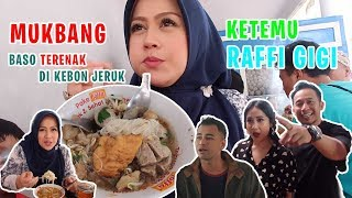 Video KETEMU RAFFI GIGI MUKBANG BASO TERENAK DI KEBON JERUK MP3, 3GP, MP4, WEBM, AVI, FLV Juli 2019