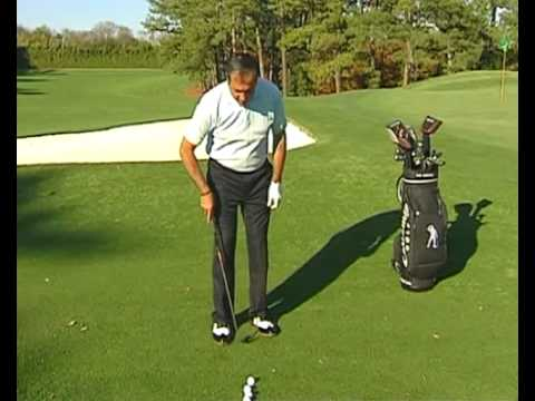 Seve Ballesteros   Golf Instruction   Pitching on Vimeo