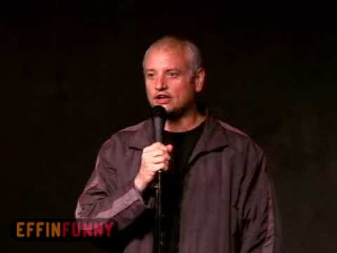 Eddie Gossling Effinfunny Stand Up - Depression