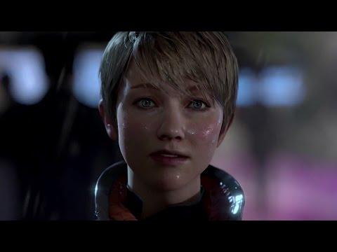 Detroit: Become Human - Official Announcement Trailer