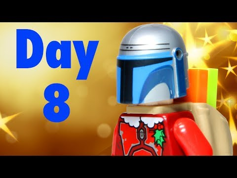 review - Want new & old LEGO reviews, stop motions, customs, LEGO news & more every day?!? Just click SUBSCRIBE! http://goo.gl/6kI78 LEGO Star Wars 75023 Advent Calen...