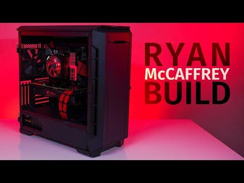 How to Build a PC - Ryan McCaffrey Build - $1700 Phanteks P600s Build (Ryzen 3700x / 2070 Super)