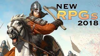 Video Top 10 NEW RPGs of 2018 MP3, 3GP, MP4, WEBM, AVI, FLV Maret 2018