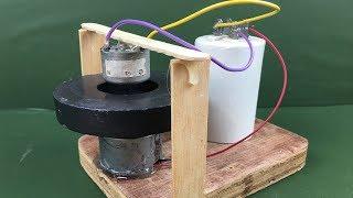 Video Free energy generator 100% , How to Make self running machine using Dynamo, Science Experiment 2018 MP3, 3GP, MP4, WEBM, AVI, FLV November 2018