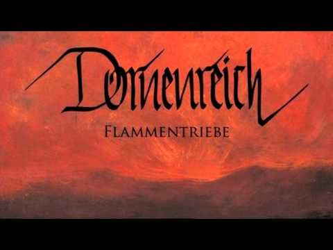 Dornenreich-Flammenmensch (HQ) With Lyrics online metal music video by DORNENREICH