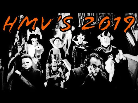 HMV: Villains Mix and Mingle - Halloween Vid Crossover 2019