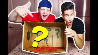 Video CRAZIEST WHAT'S IN THE BOX REAL LIFE CHALLENGE! MP3, 3GP, MP4, WEBM, AVI, FLV Agustus 2017