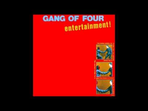 Tekst piosenki Gang of Four - Contract po polsku