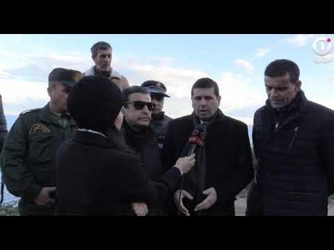 طائرة بدون طيار للبحث عن الصحفي المفقود بوهران و الوالي يؤكد عثرنا على ثيابه