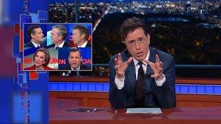 Video Stephen Totally Watched CNN's GOP Debate MP3, 3GP, MP4, WEBM, AVI, FLV Maret 2019