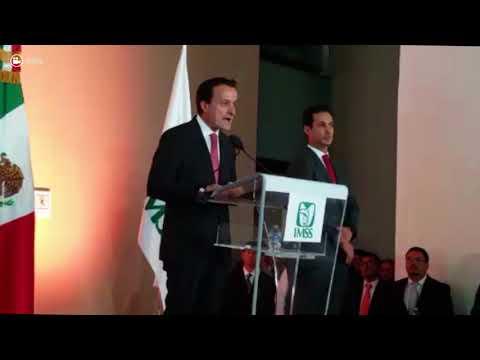 Mikel Arriola deja el IMSS para ser candidato del PRI en CDMX