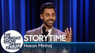 Video Storytime w/ Hasan Minhaj: Embarrassing Parents MP3, 3GP, MP4, WEBM, AVI, FLV September 2019