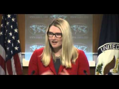 State Dept. Stumbles For Six Minutes