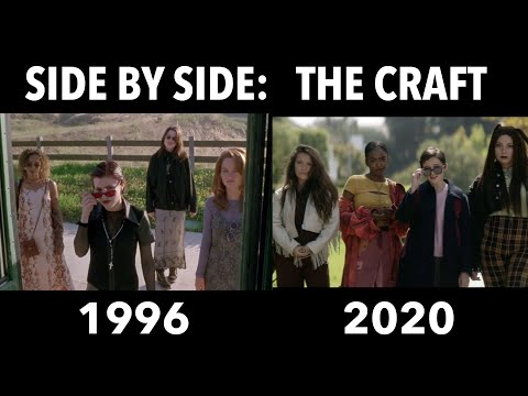 SIDE BY SIDE | THE CRAFT (1996) & THE CRAFT LEGACY (2020)