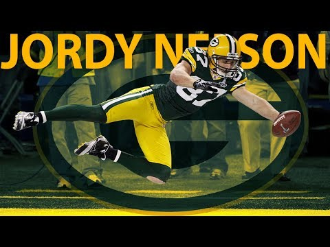 Video: Jordy Nelson's Best Highlights with the Green Bay Packers | NFL