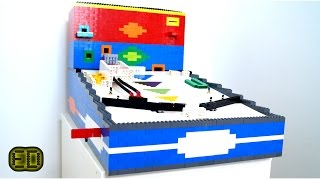Lego Pinball Machine - V7 *ULTRA ULTIMATE*