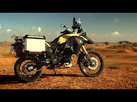 Vídeos BMW F 800 GS Adventure 2013
