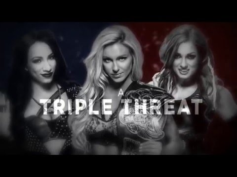 WrestleMania 32: Watch the Divas Title Triple Threat Match this Sunday, live on WWE Network