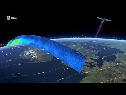 Σε τροχιά ο πρωτοποριακός μετεωρολογικός δορυφόρος «Αίολος»…